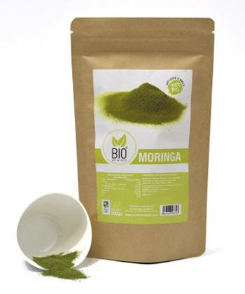 Moringa Bio, 100 g - MovimientoBio - Nuestra Marca