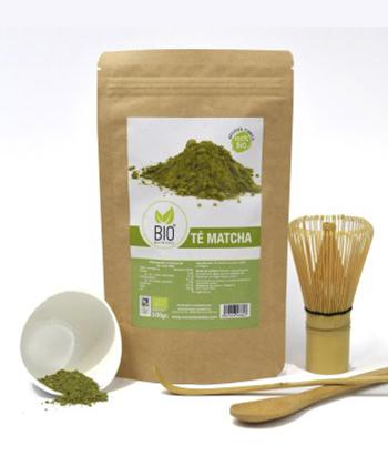 Té Matcha Bio, 100 g - MovimientoBio - Nuestra Marca