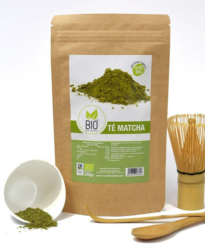 Té Matcha Bio, 100 g