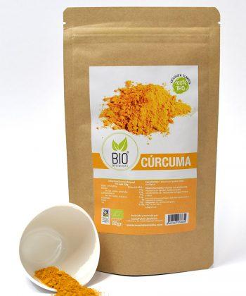 Cúrcuma Bio, 80 g