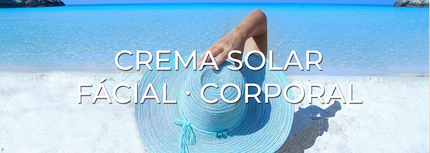 Cosmética Ecológica Solar